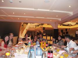 Banchetul claselor a XII-a, 22 mai 2015...