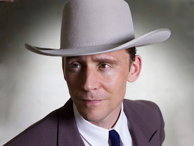 Primera imagen de Tom Hiddleston en 'I saw the light'
