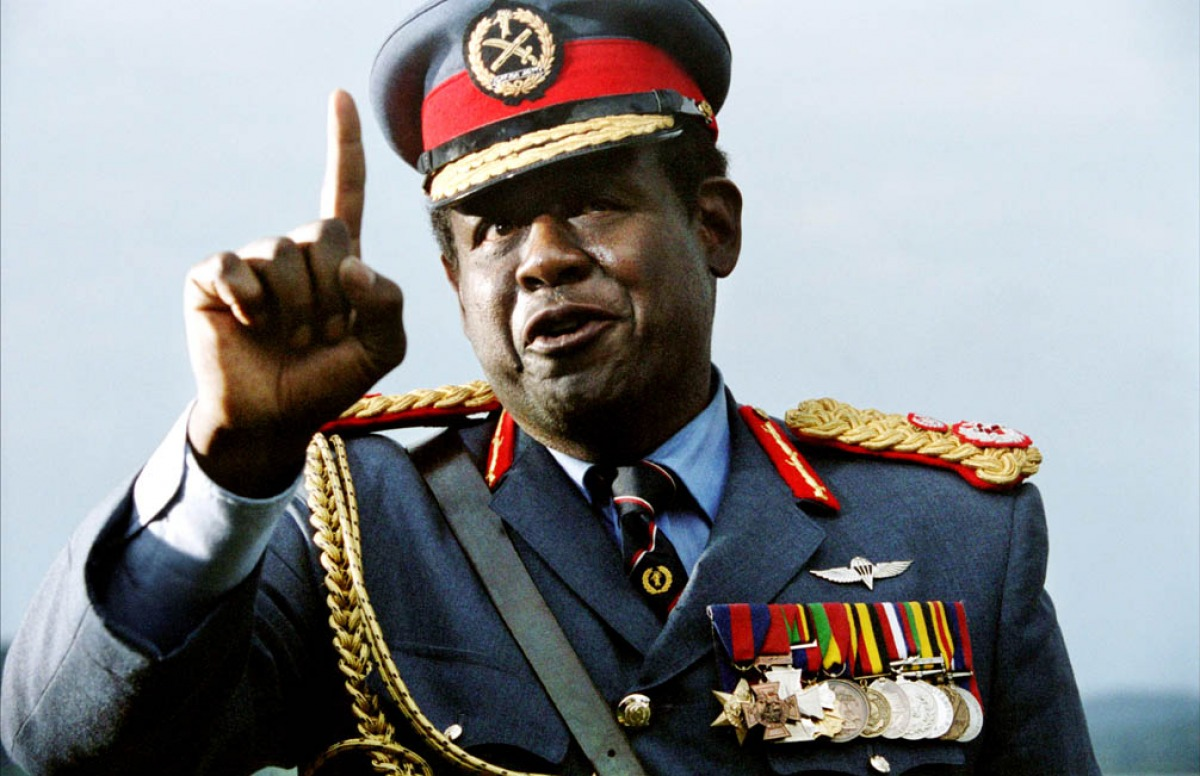 Idi Amin Net Worth