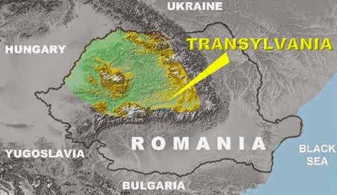 Things About Transylvania, Romania