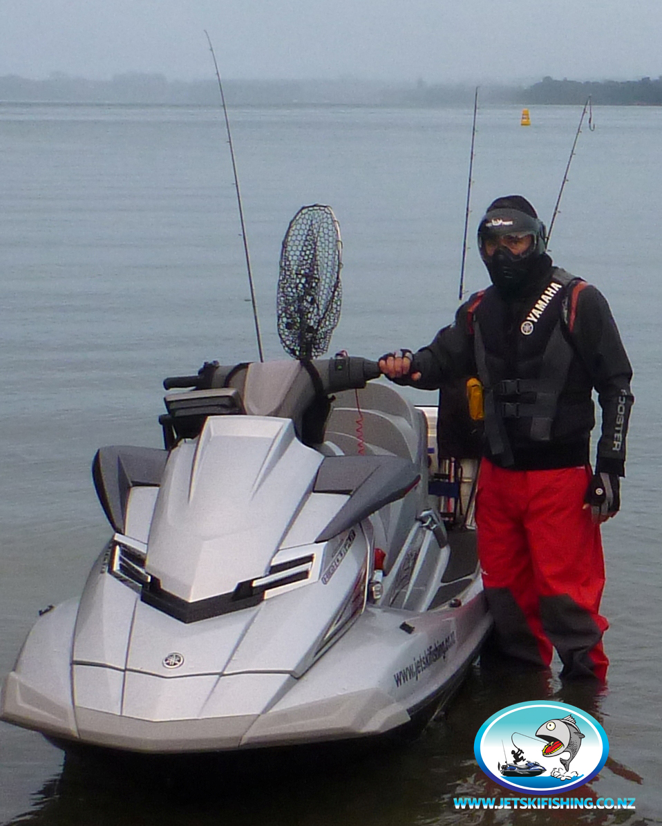 Jet ski fishing blog june 2013 for Jet ski fishing accessories