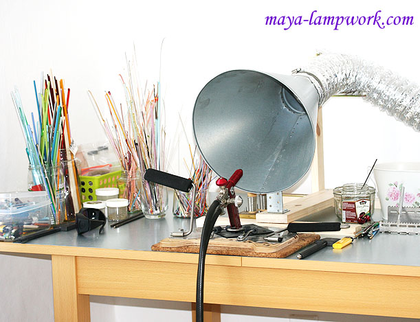 My Ventilation System Lampwork Etc