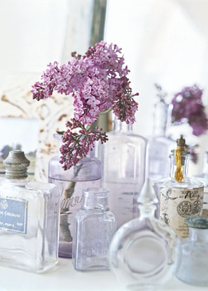 CALAS DECORACIÓN: BOTELLAS PARA DECORAR?