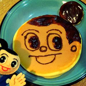 猿飛佐助ホットケーキ