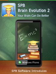SPB Brain Evolution for Windows Phone 7 released