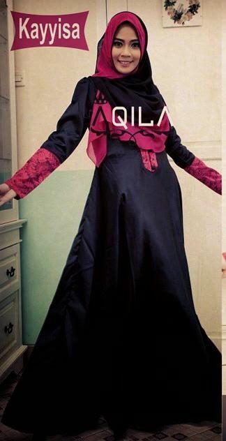 Baju Muslim Wanita Pesta