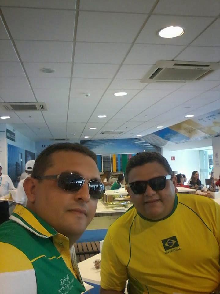 LIMACAMPENSES NO ARENA CASTELÃO