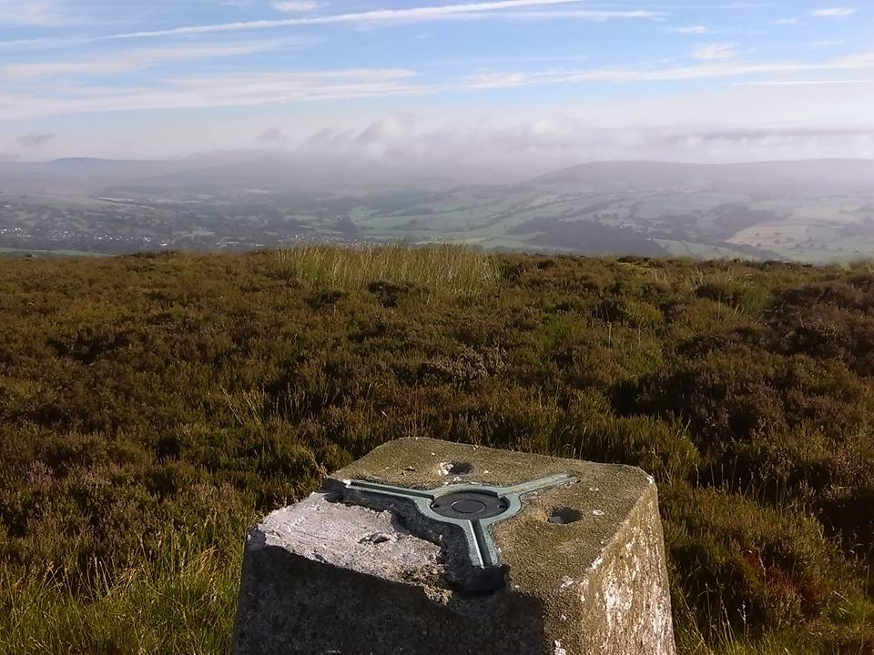 Trig point happy