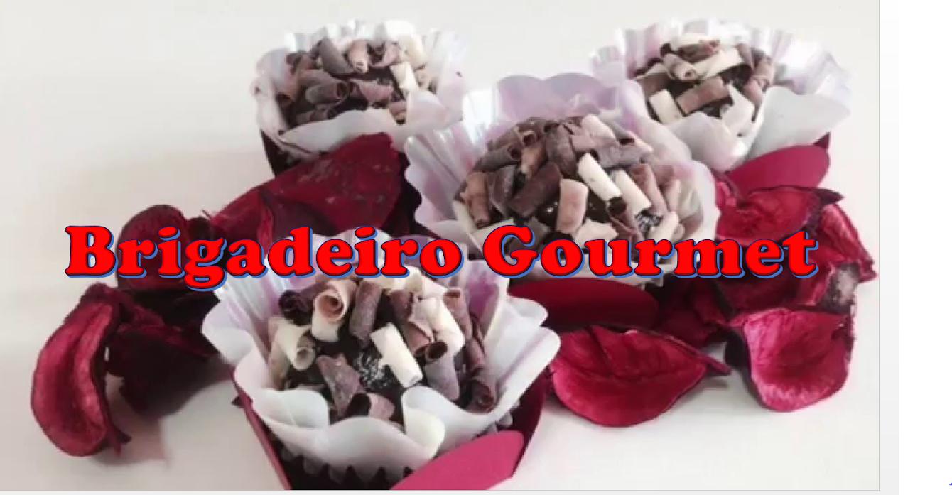 Lucrativo Brigadeiro Gourmet