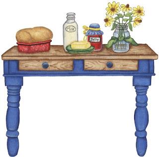 Imagens para decoupage de mesas