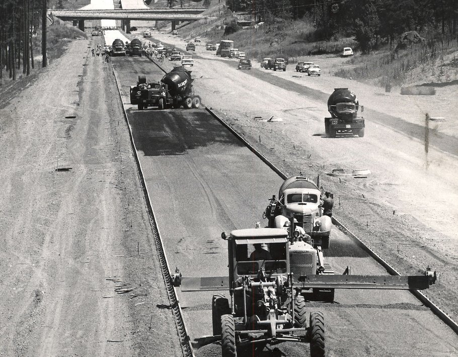 impact of interstate highway system Effects of highway infrastructure on the economy and drawing conclu- sions from   interstate highway system had positive and large effects on us produc.