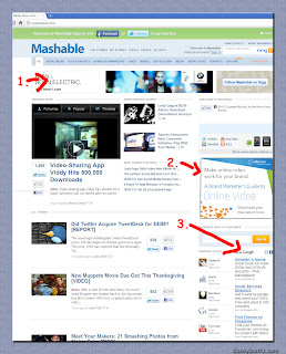 Mashable.com May 24, screenshot