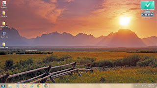 Screenshot Windows 7