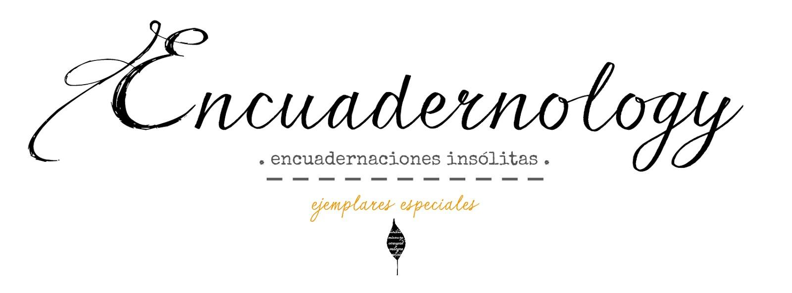 Encuadernology