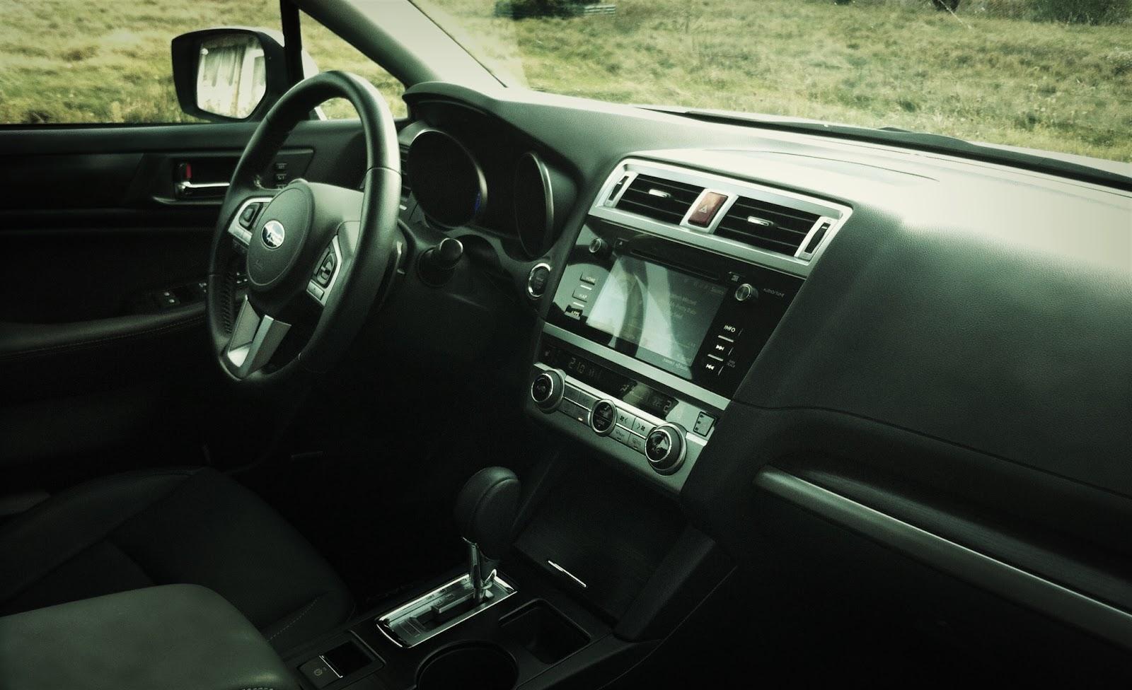 2015 Subaru Legacy 3.6R Limited Tech package