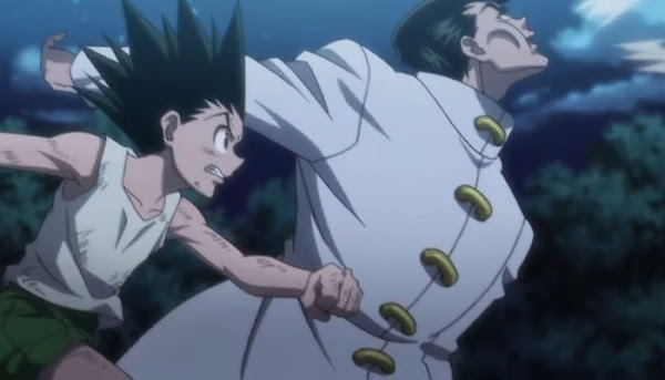 Hunter X Hunter 89 Subtitle Indonesia
