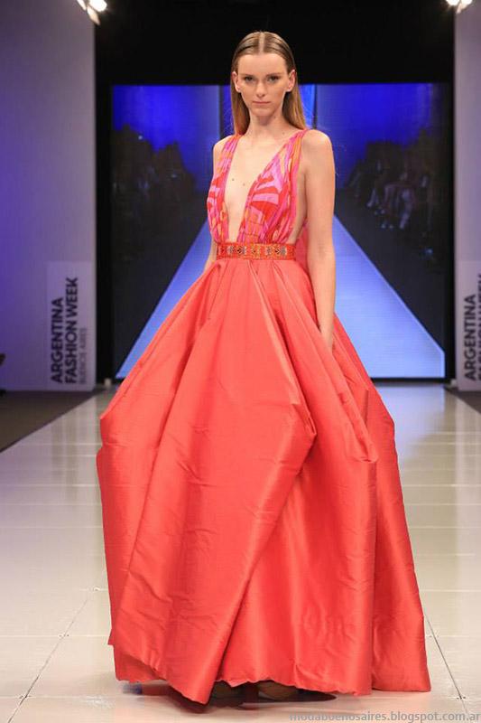 Vestidos moda 2015. Benito Fernandez primavera verano 2015 moda.