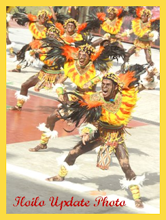 Tribu Pan-ay Dinagyang 2012 Champion