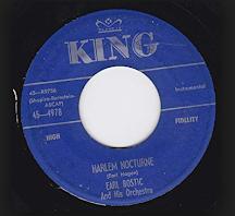 """""""Harlem Nocturne"""""""