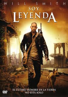Soy Leyenda Poster