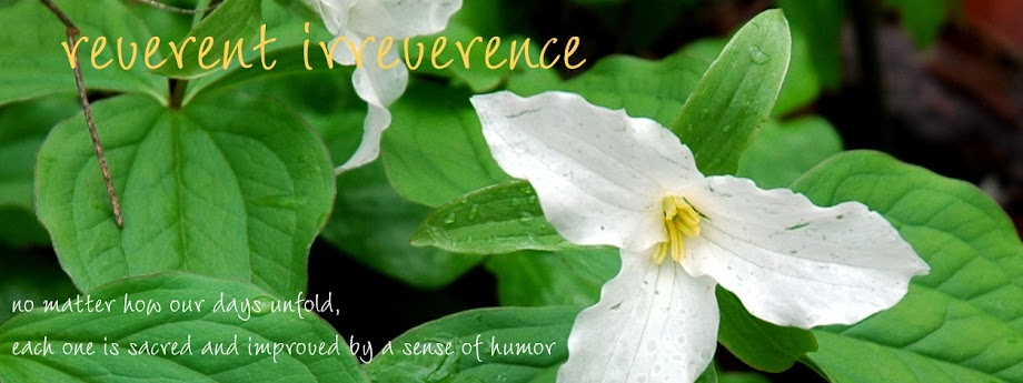 reverent irreverence