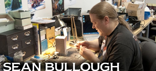 Privateer Press Insider - SEAN BULLOUGH photo