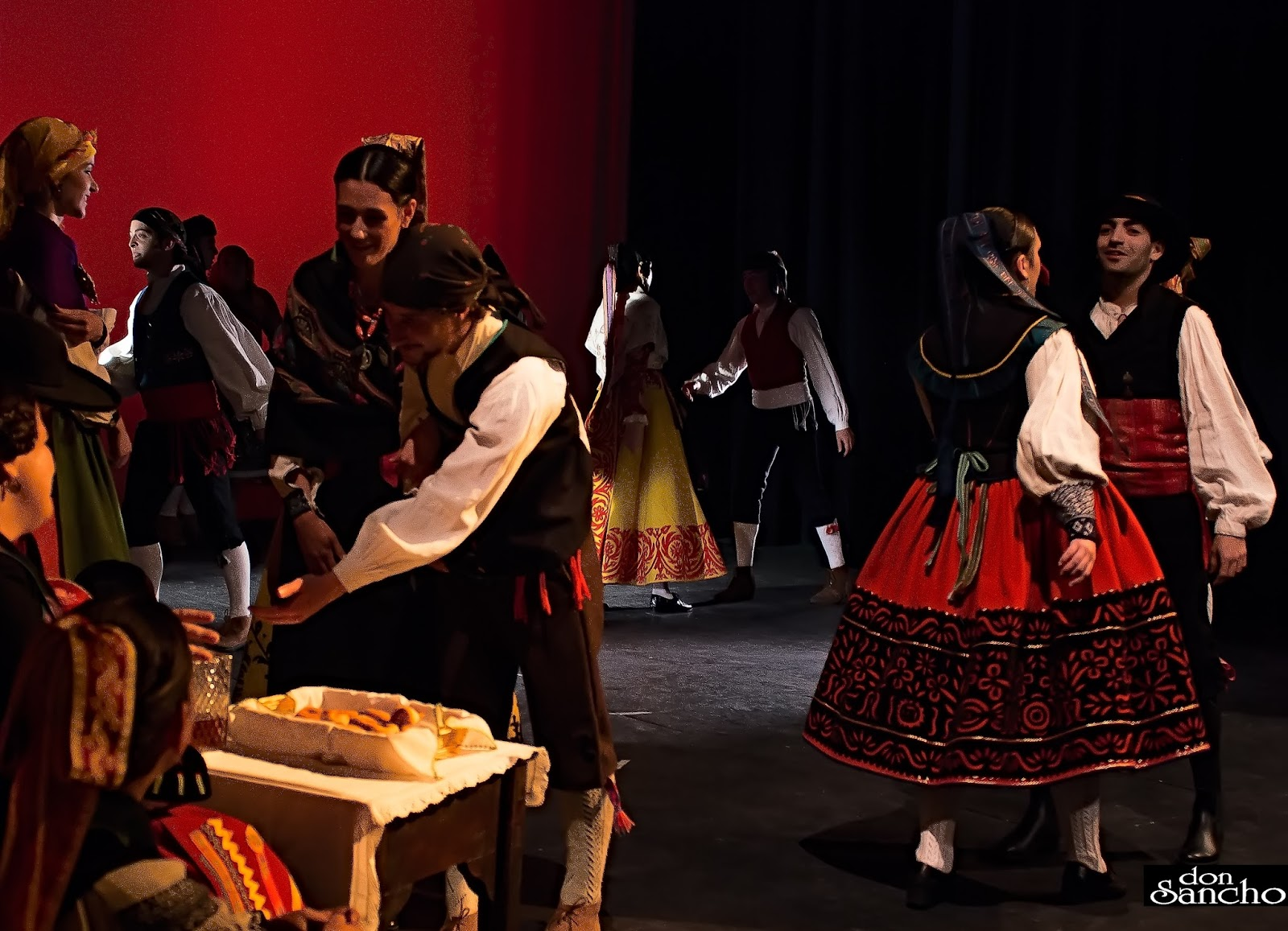 DON SANCHO. Difusión de la Cultura Tradicional de Zamora ... - photo#37