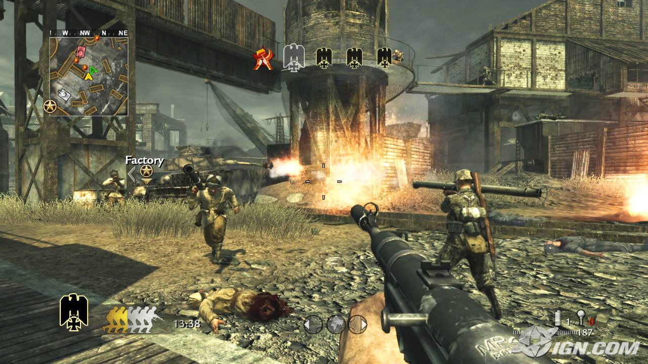 Call of Duty 5 World at War Download Free Pc Games full version Compressed