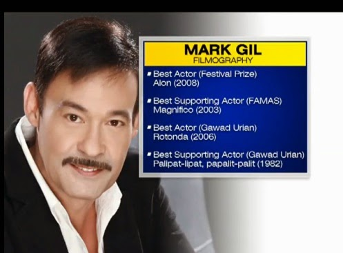 Veteran actor Mark Gil dead at 52