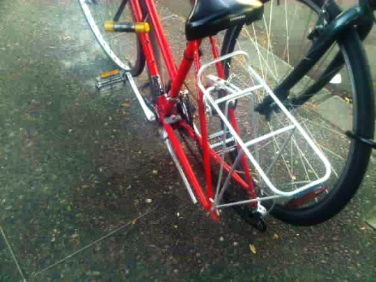 words on bike theft
