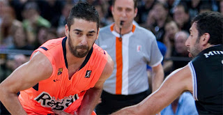 Spanish sports Basketball Liga acb
