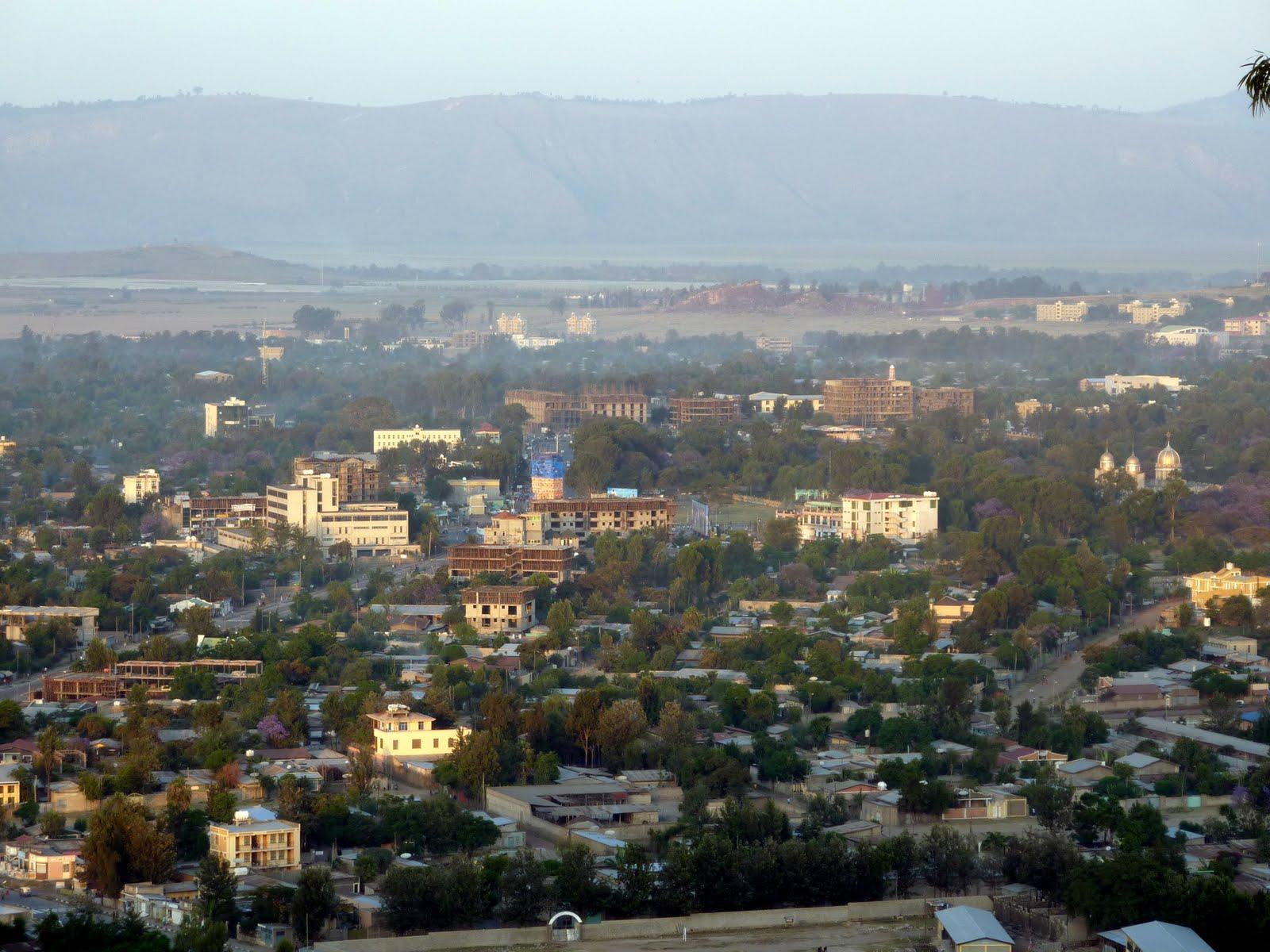 Hawassa City