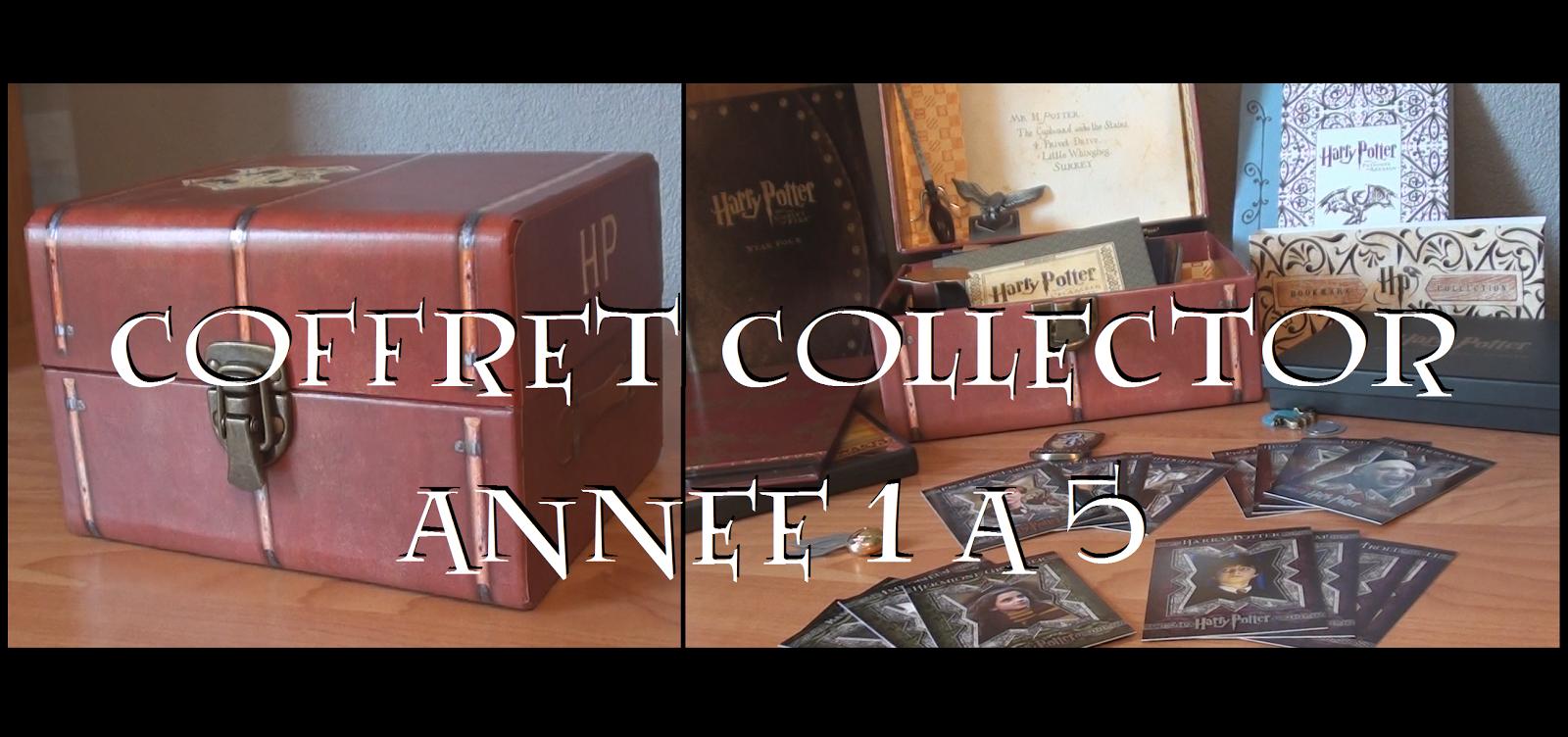 Coffret Collector Année 1 à 5