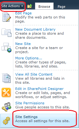 Unique Document ID In SharePoint 2010