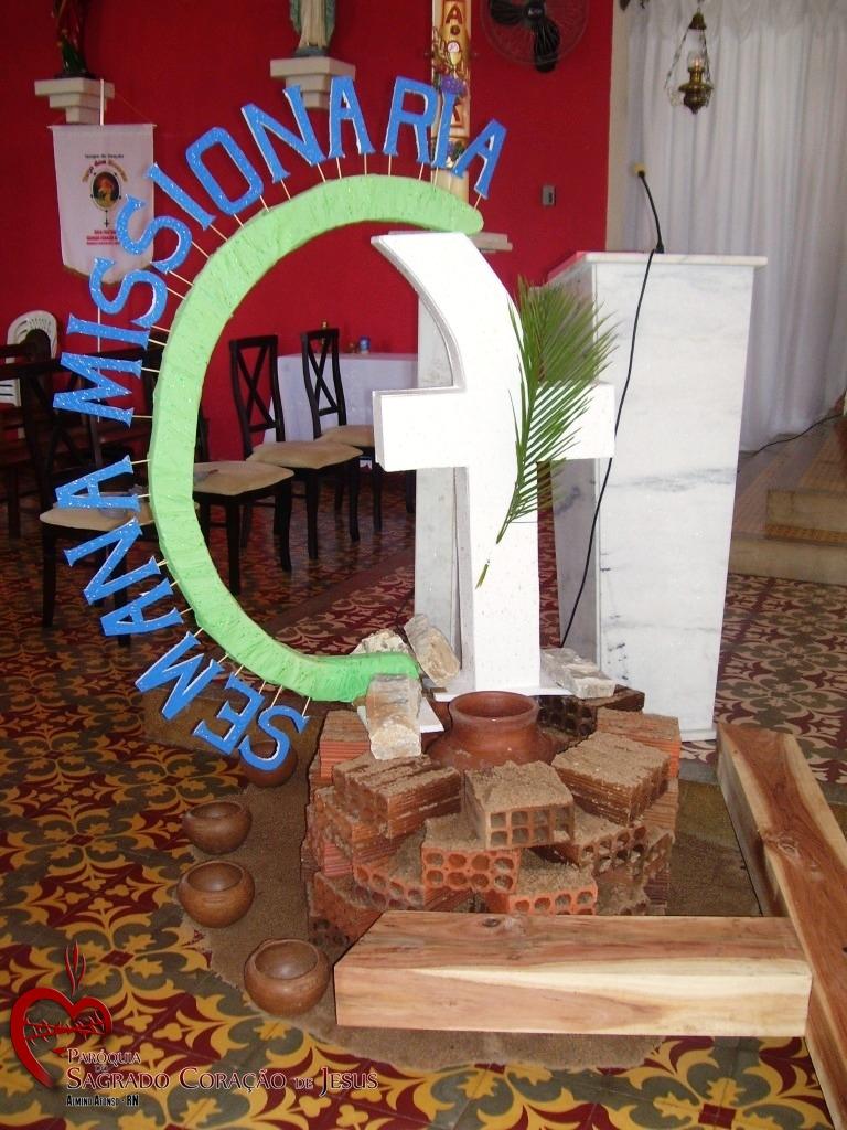 MEMÓRIA, Santas Missões Populares em Março de 2008