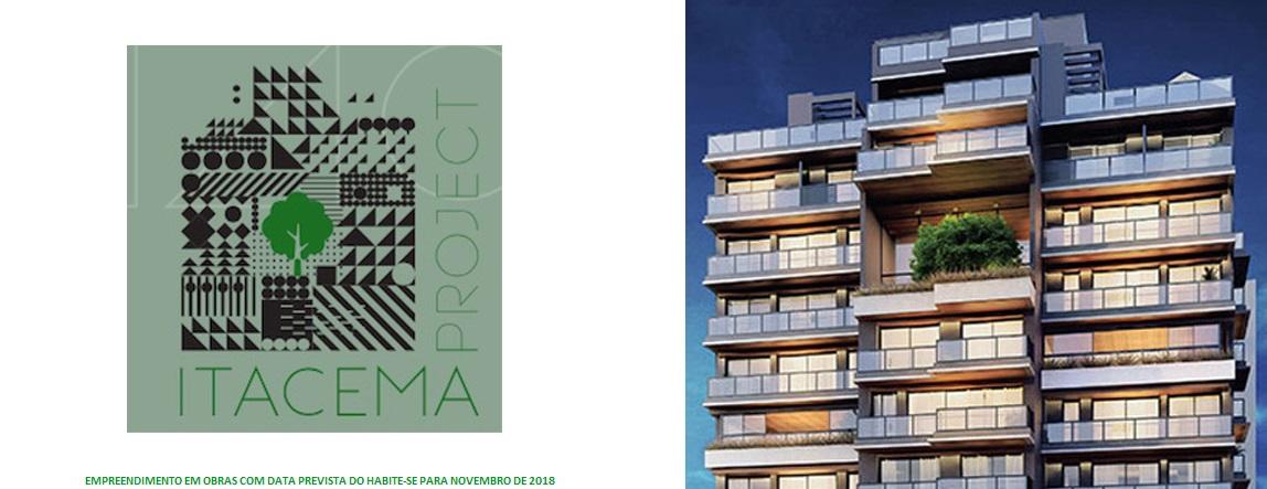 ITACEMA PROJECT Apartamentos de 52 a 203m² 1 e 2 suítes na Rua Itacema, Itaim, S.Paulo-SP-Brasil