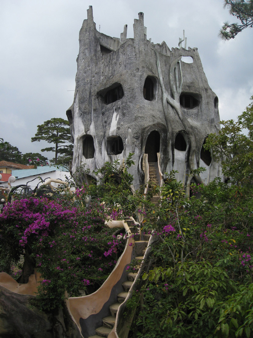 Najskuplje ,neobične ,čudne hotelske sobe i hoteli  Hang+Nga+guesthouse