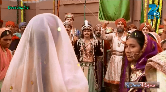 Sinopsis Jodha Akbar episode 237 Tayang Februari 2015