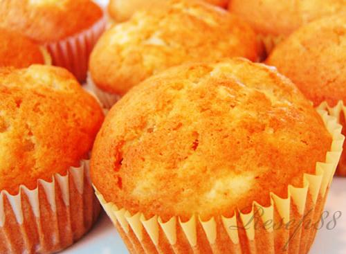 Kue Banana Muffin