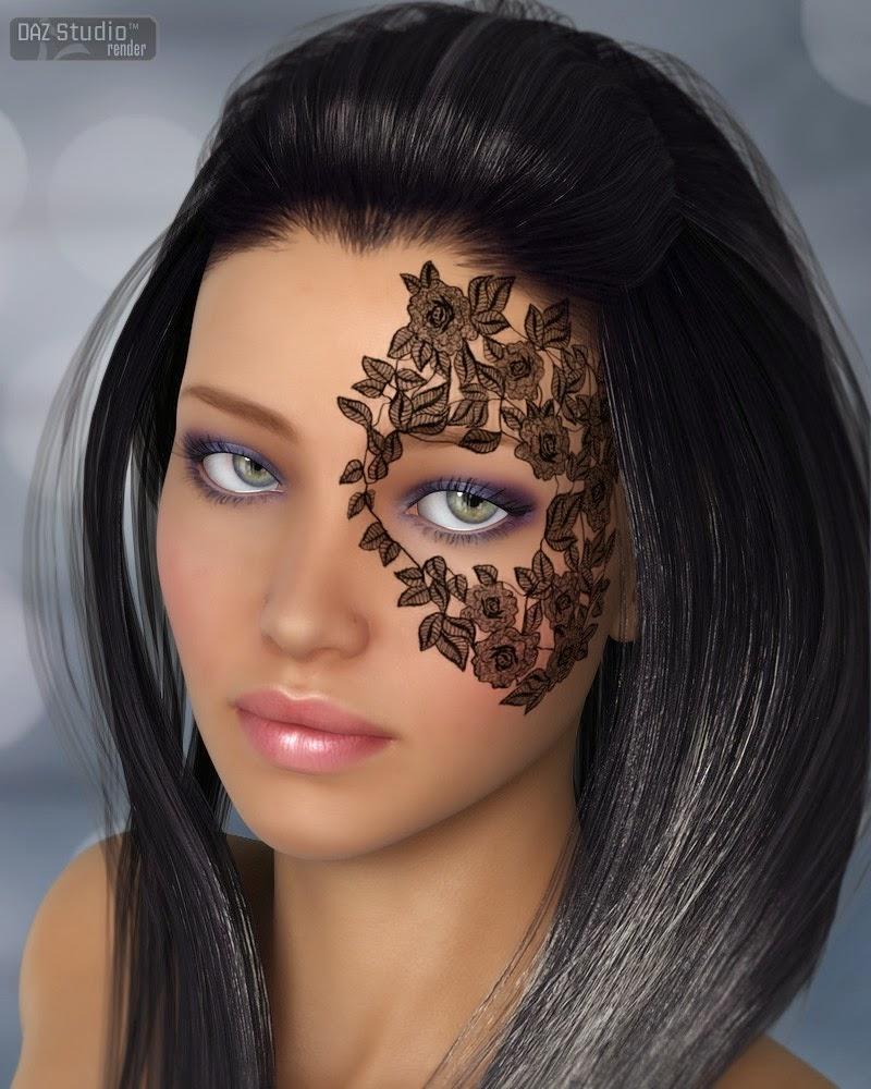DAZ 3D - Alors théâtrale pour Genesis 2 Femme
