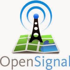 Coverage maps 3G/4G/LTE/WiFi 2.50 ( OpenSignal )