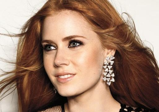 Academy Award-nominated actress Amy Adams has been cast to play Lois Lane in ...