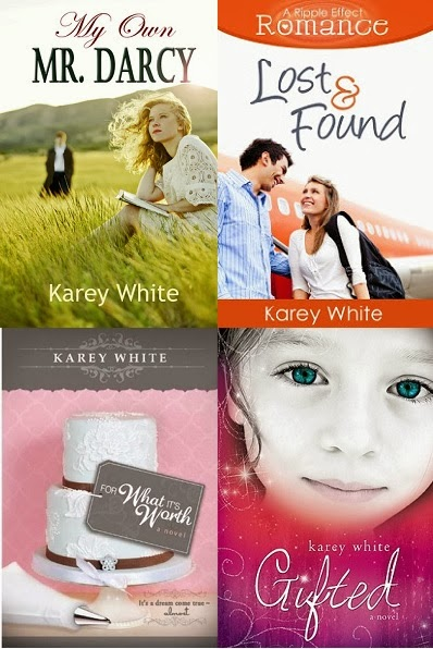 Other books by Karey White