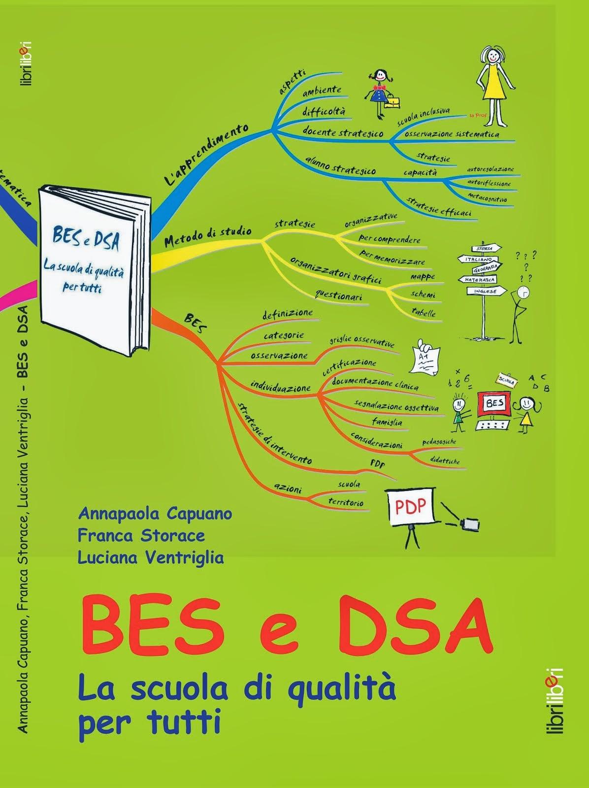 Libro: BES e DSA La scuola di qualità per tutti