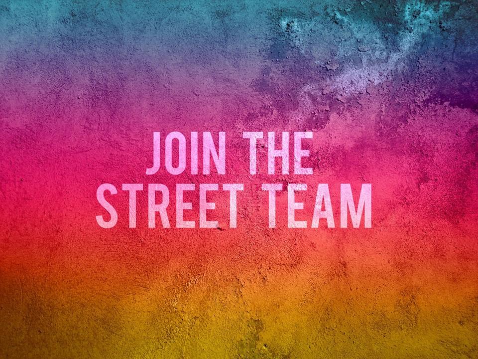 Sarah Dalton Street Team