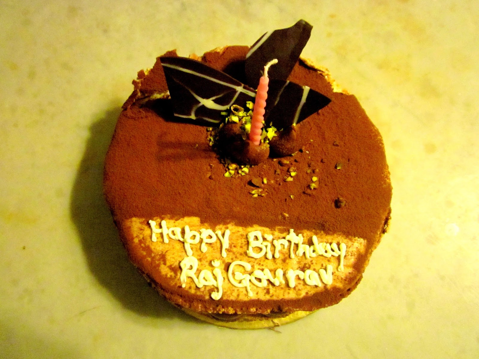 Raj Gaurav Debnath: Happy Birthday to Me...