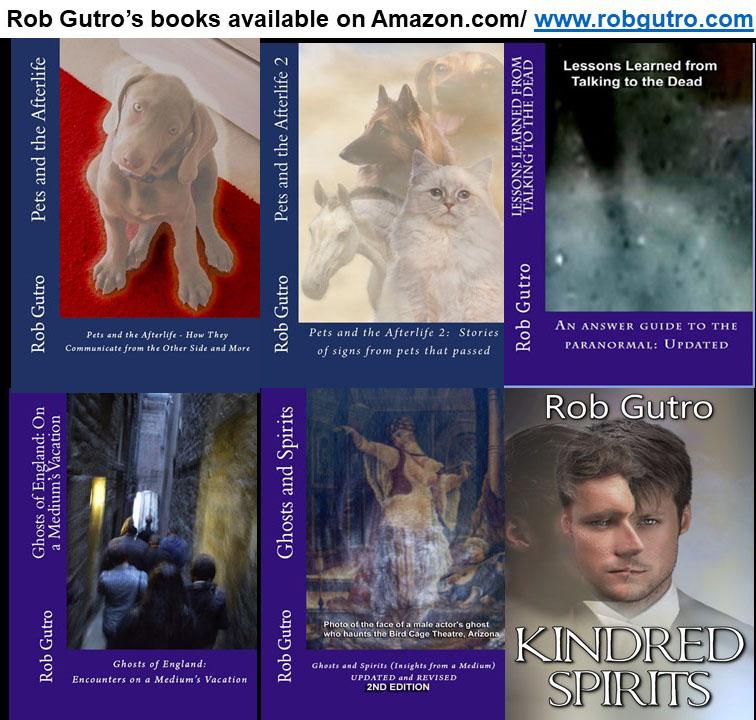 Rob's books on Amazon.com