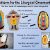O.L. of Guadalupe and St. Juan Printable Craft Set {Plus, Liturgical Ornament Patterns}