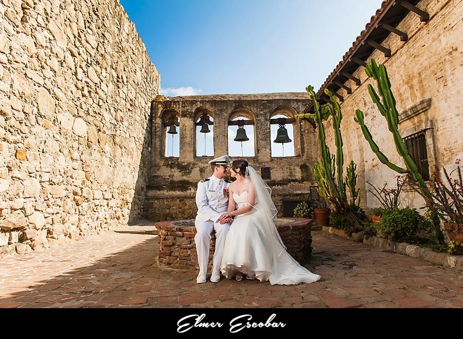 Elmer Escobar Photography Brendan And Anita Franciscan Gardens Wedding