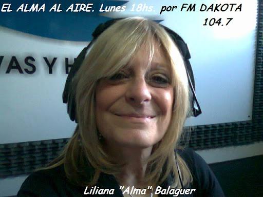 EL ALMA AL AIRE - programa de radio-